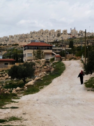 Illegal Jewish settlement, West Bank